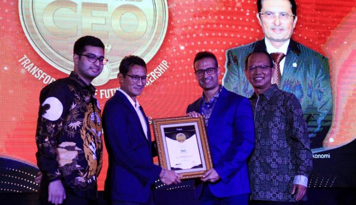 Vishal Tulsian, Dirut Amar Bank Raih Penghargaan Most Admired CEO 2019 - Warta Ekonomi