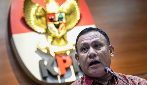 Foto 51 Kasus Dibuka, Firli KPK: Jangan Lihat yang Hentinya Saja