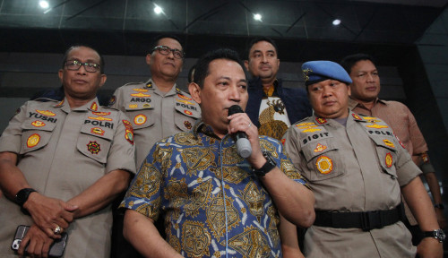 Foto Novel Baswedan Sudah Siap Dikonfrontir dengan 2 Pelaku, Eh.. Polri Bilang