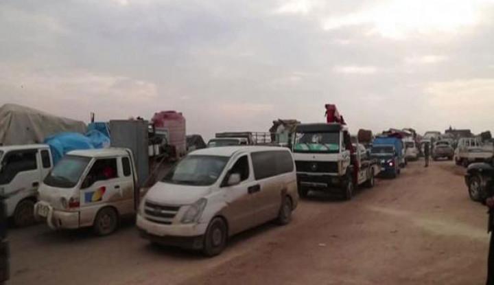 Serangan Kian Mengkhawatirkan, PBB Sebut Tak Ada Lagi Tempat Aman di Idlib - Warta Ekonomi