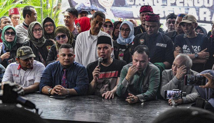 Sekarang Prabowo Jadi Pembantu Jokowi, Respons Dhani Cuma Begini? - Warta Ekonomi