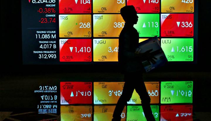 Bravo! Global Tertekan, Pasar Modal Domestik Gagah! - Warta Ekonomi
