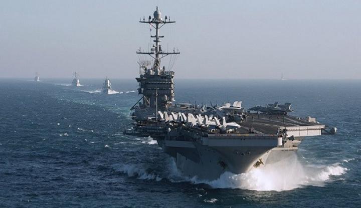 Mungkinkah China Musnahkan Kapal Induk AS, Hasil Analisis...