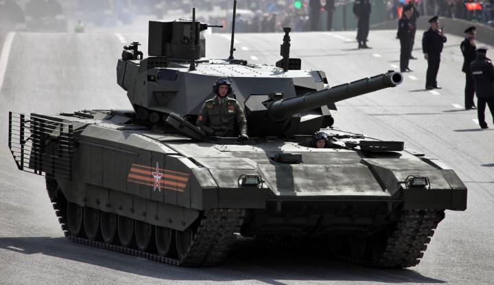 Tank Terbaru Rusia Dilengkapi Fasilitas Toilet dan Dibanderol Rp54 Miliar, Indonesia Minat Gak? - Warta Ekonomi