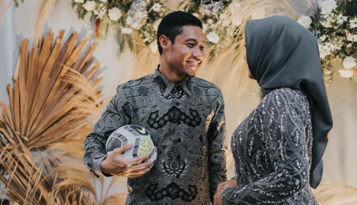 Lamar Sang Kekasih, Evan Dimas: Deg-Degannya Melebihi Tendangan Penalti