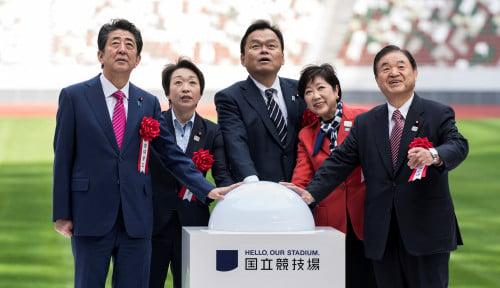 Foto Olimpiade Kian Dekat, Jepang Fokus pada Ancaman Terorisme