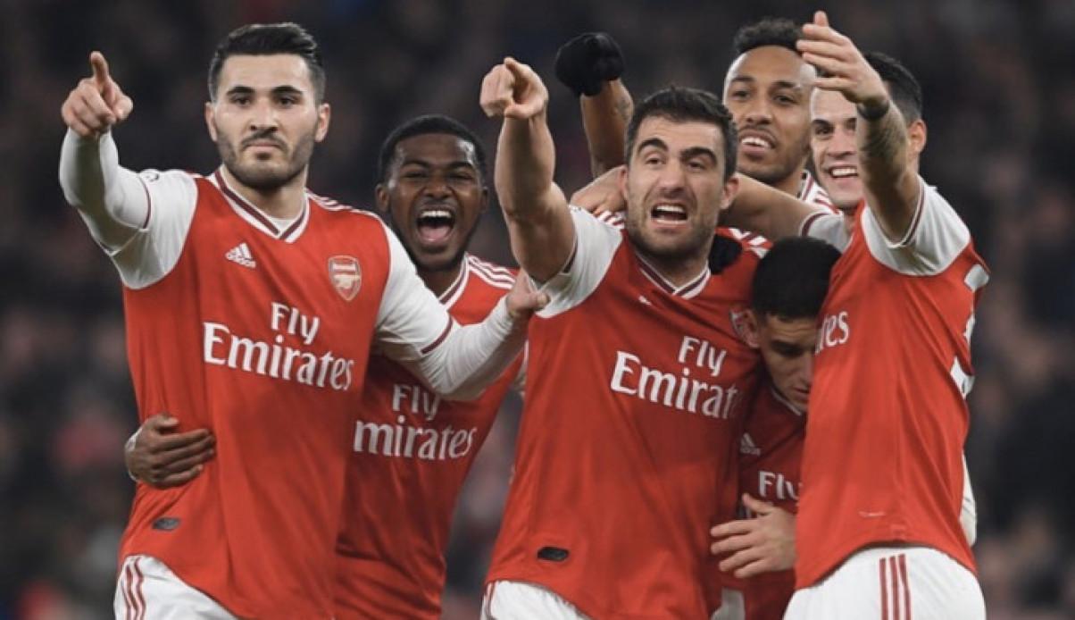 David Luiz Yakin Masa Depan Arsenal Cerah - Warta Ekonomi