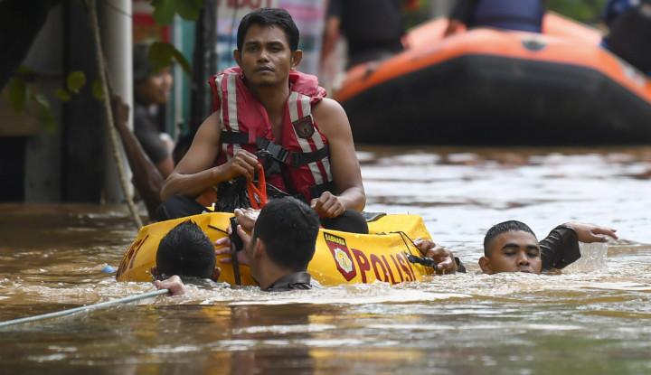 Waduh, BPPT Gagal Cegah Hujan Besar di Jakarta Malam Ini