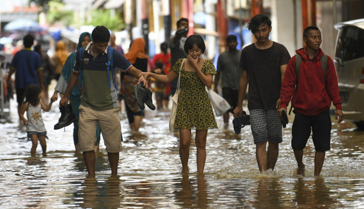 Cetus Gerindra: Banjir Jakarta Jangan Jadi Tunggangan Politik - Warta Ekonomi