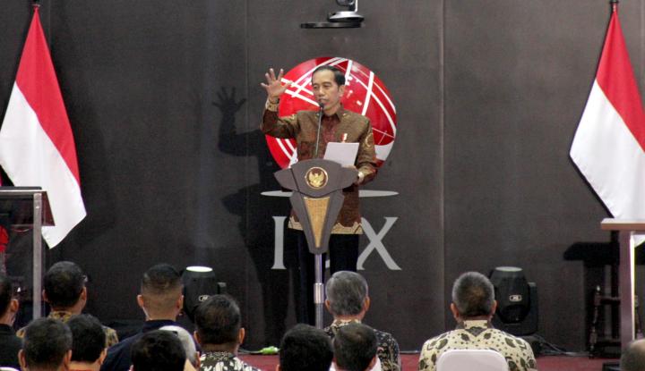Jokowi ke Natuna, Buat Apa? - Warta Ekonomi