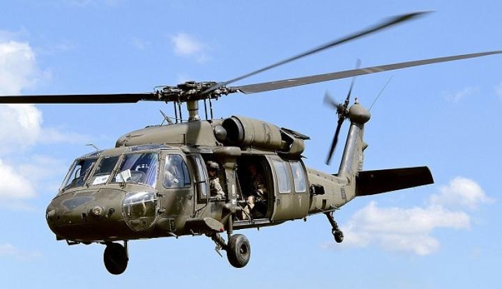 Ngeri, Tentara Azerbaijan Tembak Jatuh Helikopter Rusia, Penumpang Tewas di Tempat