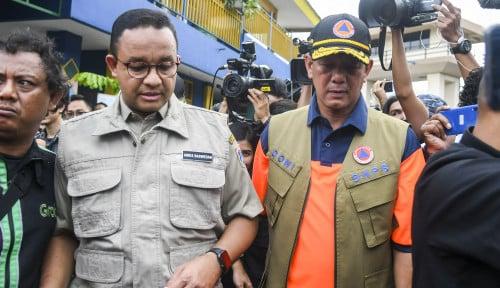 Foto Anies Sesumbar Macet di Jakarta Turun, Buktinya...