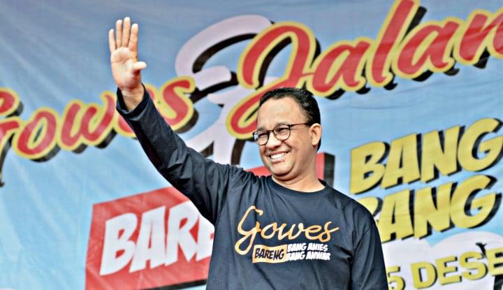Solusi Banjir Jakarta, Jokowi Maunya Begini, Anies Maunya Begitu? - Warta Ekonomi
