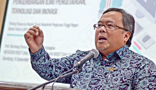 Bambang Brodjonegoro Disebut Gantikan Rhenald Kasali, Saham Telkom Parkir di Zona Merah