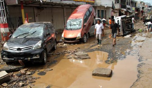 AAUI Dorong Asuransi Umum Tangani Klaim Kendaraan dan Properti Kebanjiran
