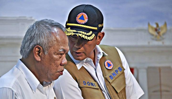 Meski Hujan Diprediksi Sampai Februari, Pak Bas Jamin Istana Gak Kebanjiran - Warta Ekonomi