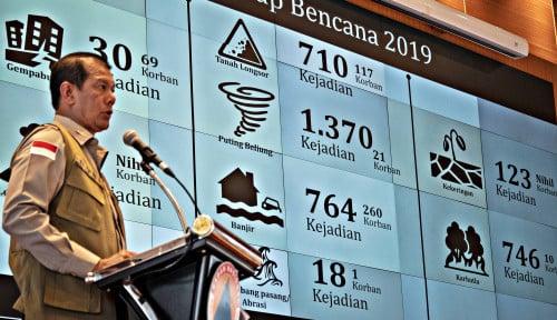 Foto Kajian BIN: Puncak Covid-19 di Indonesia Juli 2020