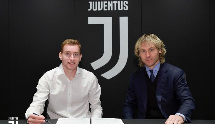 Pavel Nedved Perkenalkan Pemain Muda Juventus pada Publik, Siapa Dia? - Warta Ekonomi