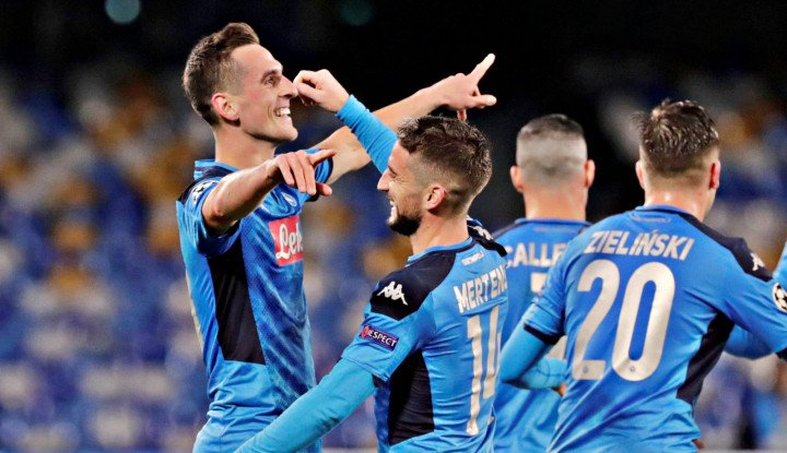 Gattuso Yakin Napoli Depak Barcelona dari Liga Champions - Warta Ekonomi