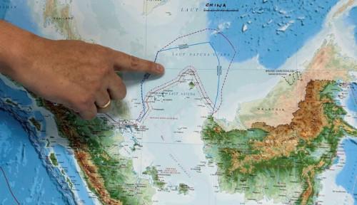 Foto Dubes China Nyatakan Hubungan Ekonomi Negaranya dengan Indonesia Sangat Baik, Natuna?