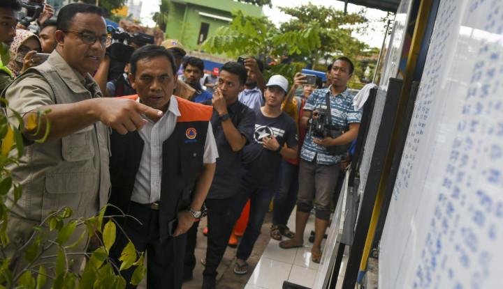 Atasi Banjir, Jokowi Merujuk Master Plan 1973, PDIP: Pak Anies, Harus Berani Gusur Warga, Namun.. - Warta Ekonomi