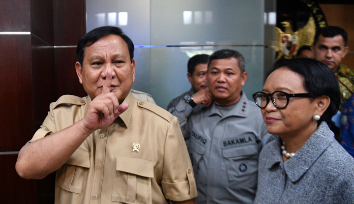 Oh Jadi Ini Alasan Prabowo Unggul dalam Survei, Gak Kepikiran... - Warta Ekonomi