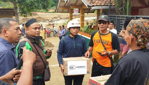 3 BUMN Bersatu Lakukan Aksi Cepat Tanggap Banjir dan Longsor di Bogor