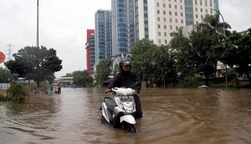Waspada!! Jakarta Bisa Banjir Hari Ini....