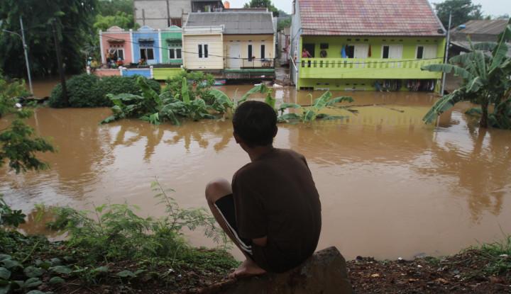 Jakarta Banjir Berjilid-Jilid, Anak Buah Anies: Nikmati Saja - Warta Ekonomi