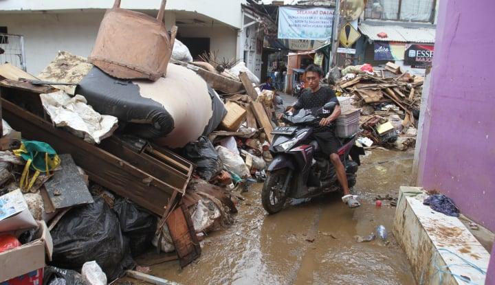 Tahun Baru, Jakarta Panen Sampah Sampai 50 Ton - Warta Ekonomi