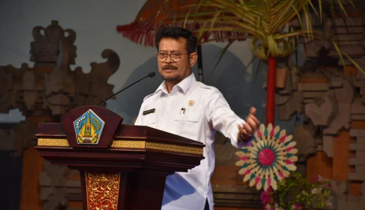 Menteri Pertanian Dukung Penuh Program Satu Juta Ternak Sapi Bali