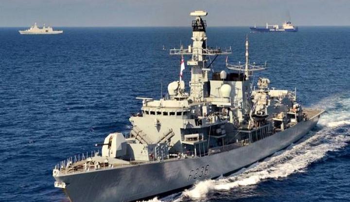 Terbesar Sejak Perang Dingin, Inggris Tingkatkan Anggaran Belanja Militer