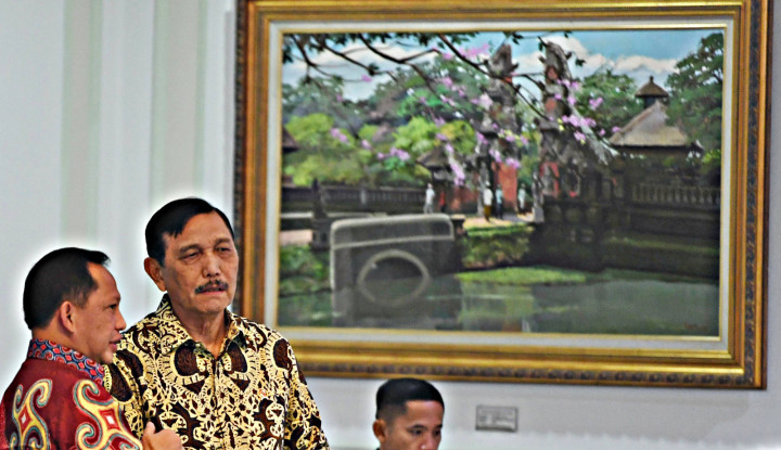 Luhut Usul Nelayan Pantura Dipaksa Pindah ke Natuna, Emang Mau? - Warta Ekonomi