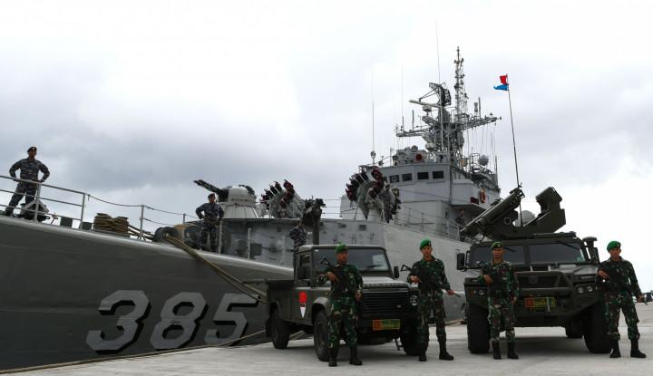 China Masih Ngeyel, Langsung Operasi Militer Aja! - Warta Ekonomi