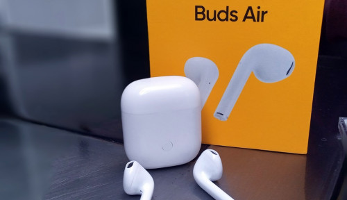 Foto Rilis Bareng Buds Air, Simak Detail Spesifikasi Realme 5i, Catat Juga Tanggal Jualnya!
