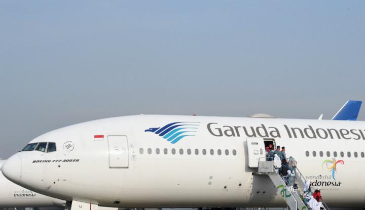 Pilot Diduga Arogan ke Penumpang, Garuda Akan Lakukan... - Warta Ekonomi