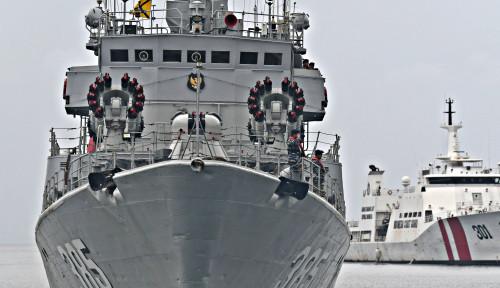 Kapal Survei China Keluyuran, Top! Indonesia Langsung Kirim Kapal Angkatan Lautnya