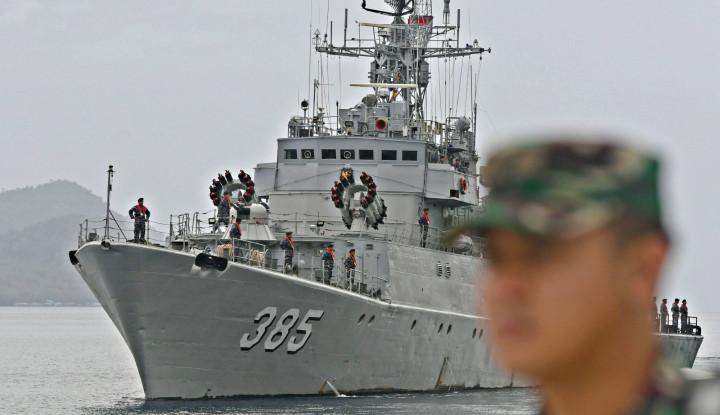 Duh, Bisa-bisanya Kapal Perang Terbesar AS Lewati Muka Indonesia