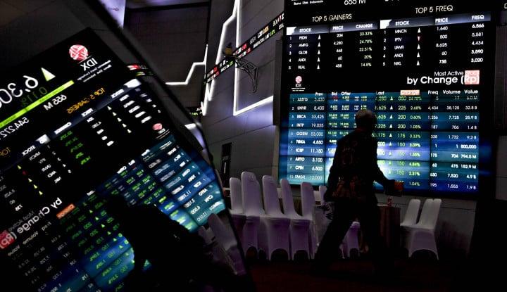 Bursa Asia Tokcer, IHSG Terkerek ke Zona Hijau - Warta Ekonomi