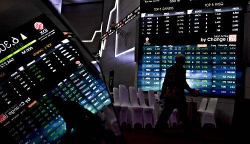 Foto Kekompakan Investor Asing dan Domestik Sukses Buat IHSG Sentuh Level Terendah