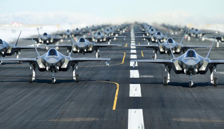 Duh, Jenderal AS Buka Suara: Jet Tempur F-35 Mahal Doang, Diandalkan Pun Gak Bisa