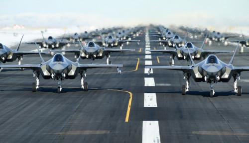 Di Tengah Panasnya Normalisasi, Qatar Segera Borong Jet Tempur F-35