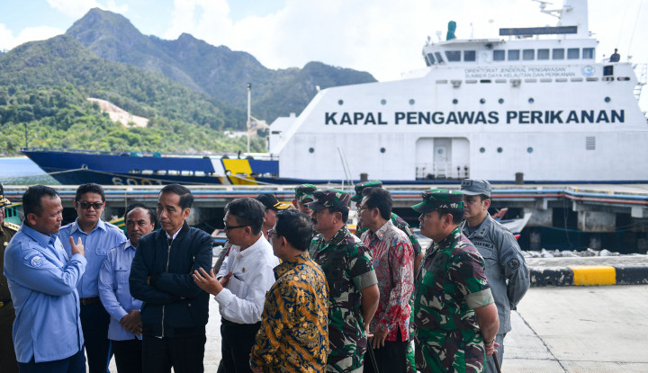 Edhy Tegas: Tak Ada Kompromi buat Pelaku Illegal Fishing - Warta Ekonomi