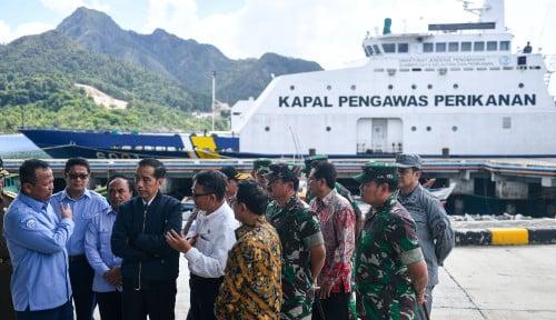 Foto Edhy Tegas: Tak Ada Kompromi buat Pelaku Illegal Fishing