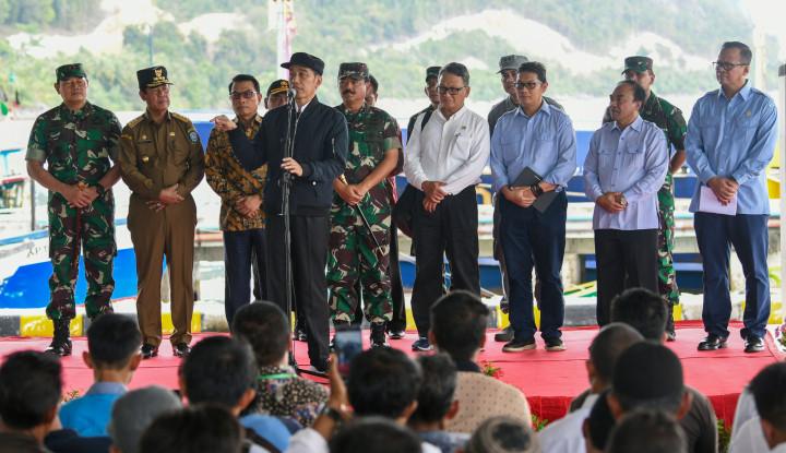 Jokowi ke Natuna, Gerindra: Bukti Negara Beri Perhatian Besar - Warta Ekonomi