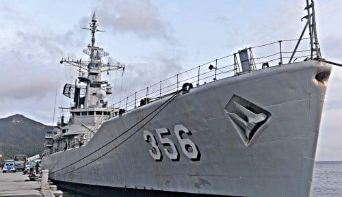 Marak Corona, Lima Kapal Asing Pencuri Ikan Diringkus KKP