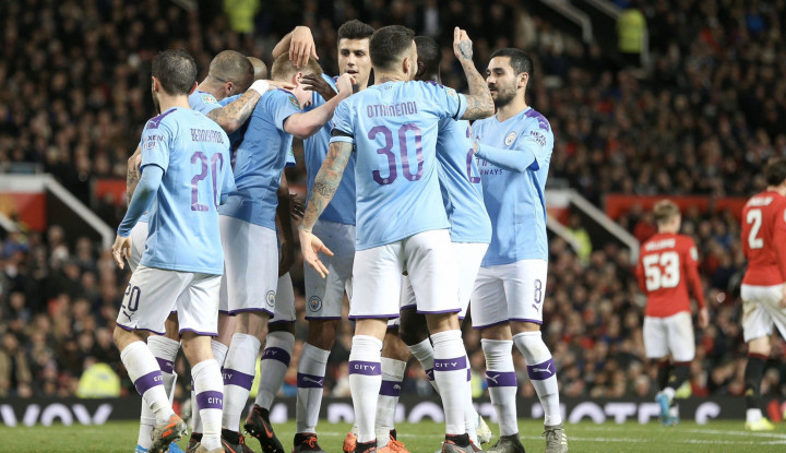 Dihantam Badai, Laga Man City vs West Ham Ditunda - Warta Ekonomi