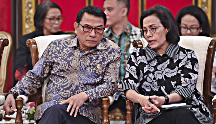 Gerindra Desak Jokowi Copot Moeldoko, Kenapa Lagi Nih? - Warta Ekonomi