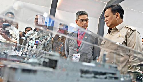 Foto Gerindra Nyombong: Gak Kaget, Kualitas Pak Prabowo Kan di Atas Rata-rata Menteri Lain