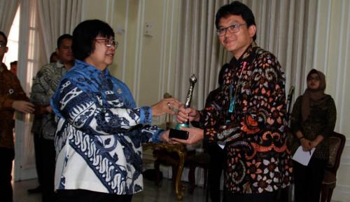 Foto Congrats! PT Vale Indonesia Tbk Raih PROPER Hijau dari Kemen-LHK
